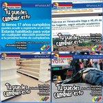 Cham@ tienes hasta el 8 de Julio para Inscribirte en el CNE , corre #Venezuela te Necesita , Tu Puedes Cambiar Esto http://t.co/9v5thwmyAf