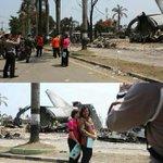 Duh. :( RT @dianparamita: Ibu-ibu ini foto-foto senyum di depan pesawat jatuh dan polisi motoin. Wow. Just wow. http://t.co/Azwq3TNZmy