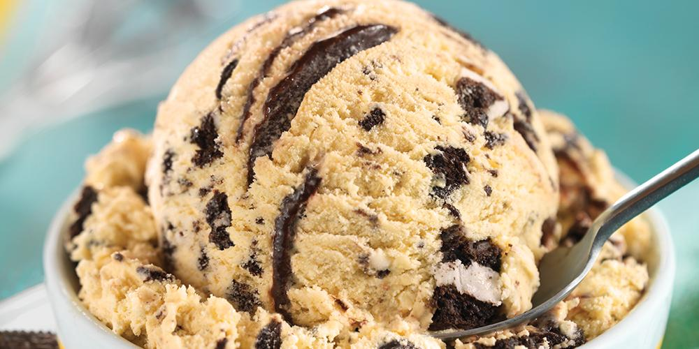 OREO®  'n Cake is back! Get your scoop before it's gone! #FlavorOfTheMonth http://t.co/EhLDfMHKa8