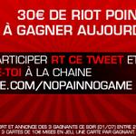 FRAÎCHEUR : 30€ de RP à gagner - RT ce tweet et abonne-toi à notre chaîne YouTube ici : http://t.co/YmwhM0r5Pc GOGO ! http://t.co/FfbZQDkRWs