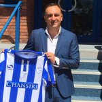 RT to win this first #swfc shirt to be signed by newly appointed head coach Carlos Carvalhal #WelcomeCarlos http://t.co/ni9TP5YZQI