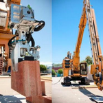 RT @amcafee: Hadrian robot lays 1k bricks / hour w. 28m articulated arm #2MA http://t.co/AKyVq4ERcR  #2MA