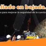El Tramo 4 del enmallado de la @CuestaElPampino, vía Hospicio - #Iquique, se ejecuta entre las 21:00 y 6:00 horas. http://t.co/82ZbkCZDca