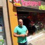 İstanbulda Çin lokantasına saldırdılar! Uygur Türkü aşçıyı dövdüler http://t.co/M5uPvzQk4w http://t.co/ozEAGBvLf3