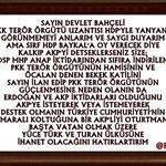 #MHP li Arkadaşlar Kusura Bakmayın Bu Saatten Sonra @dbdevletbahceli nin Başında Olduğu #MHP ye DESTEK YOK @JeansBiri http://t.co/sDHrTZsKlH