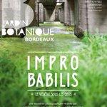 #Expo IMPROBABILIS jusquau 01.11 au Jardin Botanique de Bordeaux Bastide http://t.co/XEMBJEEcmR http://t.co/Kc5sb7VNPU