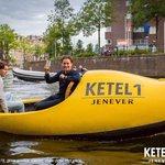 Deze Hollandse klassieker al op het water gezien? http://t.co/8SIbLTYHeD