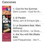 Congratulations beautiful @ddlovato #CoolForTheSummer goes straight to #1 in Spain!!! ???????????????????? http://t.co/9qrwEZt3cs