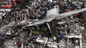 Fakta Mengejutkan Dibalik Jatuhnya Pesawat Hercules C-130 - AnekaNews.net