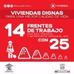 """14 frentes de trabajo de #TechosdeEsperanza "" Viceministro González por @Exitosachiriqui #PanamáPrimero #PrimerAño http://t.co/KxGOXRlUbf"