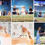 In Images: Launch of #DigitalIndiaWeek : https://t.co/xTrDQQj0TS #DigitalIndia http://t.co/BjVlvW0s2O