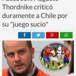 """El único periodista con los huevos para decirle su verdad a los chilenos. @augustothorn """"LA GLORIA NO SE COMPRA"""" ???????????? http://t.co/S4pc1I83IG"""