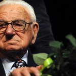 RT @BBCBreaking: Sir Nicholas Winton, who saved 669 children destined for Nazi camps, dies aged 106 http://t.co/11ROEdbZdJ