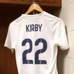 Whos looking forward to the game tonight?! RT for your chance to WIN my signed shirt! #Lionesses #FIFAWWC #FK22 http://t.co/CjLucBgr5K