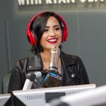 """.@DDLovato talks #CoolForTheSummer & new album: """"This is a completely new Demi."""" Videos: http://t.co/amU6DvWxTD http://t.co/8z1qQZJdd4"""