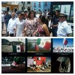 Recorrido por la Exposición del Primer Concurso de Fotografía sobre la Bandera Nacional @FarideRV @SEGOB_mx @SEP_mx http://t.co/pHMBR4XL5t
