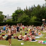 #Cheltenham hits a sweltering 31.8C on hottest July day ever recorded http://t.co/RAOZXOMGEQ #hottestdayoftheYear http://t.co/o8LV7i8MMT