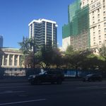 The #Vancouver Art Gallerys North Plaza will be fenced off this entire summer! New http://t.co/UPHh6v6Syg http://t.co/1JM0WpHBn0