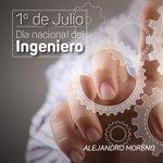 Los ingenieros tienen un gran compromiso con la innovación y el mejoramiento de la sociedad. Feliz día del ingeniero http://t.co/UgSXp7VQ3E