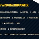 #DigitalIndia campaign aspire to create a digitally empowered society and knowledge economy. #DigitalIndiaWeek http://t.co/OGckPueb1B