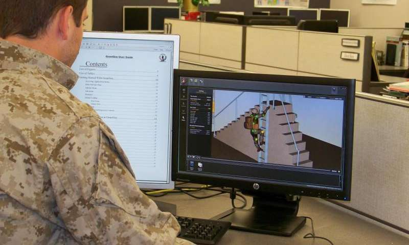New Technology from @USNavyResearch helps to lighten @USMC loads
