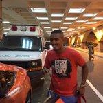 صورة .. وصول حارس فريق #الاتحاد (( فواز القرني )) اﻵن الى جدة .. بعد أنهى البرنامج اﻷول من التأهيل في (( إيطاليا )) http://t.co/GcidM4rDJJ