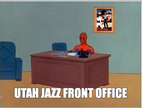 #NBAFreeAgency and as per usual, here's the @UtahJazz front office... http://t.co/NTtwSR1bqh