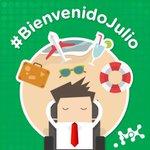 ¡Llegó julio! Y con él, las vacaciones. #BienvenidoJulio #SoyÚtil #PRIDigital #Ánimo @PRIMX_Jalisco @PRIJalisco2013 http://t.co/vdX7Vh6HwF