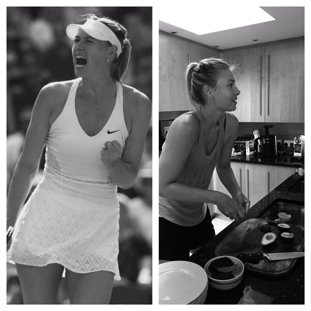 From #Wimbledon to the kitchen, all in one day ☺️ #Wimbledon2015 http://t.co/mRFTKZwoZH