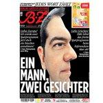 Unsere Titelseite: Ein Mann, zwei Gesichter. Doppelspiel von #Griechenland-Premier #Tsipras http://t.co/e7BFIqLzip http://t.co/e6LshoP6zu