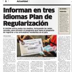 Gobierno dominicano informa en 3 idiomas Plan de Regularización Extranjeros http://t.co/zaCHAS7Fsh @Christianoviedo http://t.co/FCOjYgZgX3