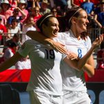 Good luck to Jodie Taylor as she plays for England in todays #WWC semifinal match! (Photo credit: Getty) #GoBeavs http://t.co/kAA7HVPOYs