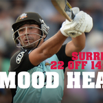 RT @NatWestT20Blast: IN THE MAHMOOD @AzharMahmood11 is @surreycricket's hero as they topple @Gloscricket with a 6 off the very last ball ht…