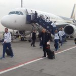 #Chile2015 La Selección ya aterrizó en Santiago. ¡Vamos @Argentina! http://t.co/vvqXrKluva