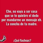 LA CONCHA DE TU MADRE http://t.co/6sxQVtxIgR