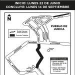 RT: @poesqro #Precaución: Cierre vial hasta el 14 de Septiembre en calles de Jurica por regeneración urbana.  http://t.co/UrVsZkqc8m
