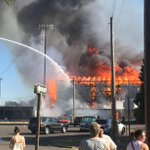 Four kids ages 10-12 are being charged in connection with the #CivicStadiumFire. #liveonKVAL http://t.co/776P5X4qML