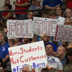 UPDATE: Sanders attracts 10,000 boisterous supporters in Madison http://t.co/dqPjfMElAT #NBC15 http://t.co/RRmc0y3IVg