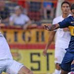 En su 2do amistoso en Miami, #Boca le ganó 3-0 a #Strikers. Goles de Calleri, Rolín y Pavón ▶http://t.co/5UNyJu7zpL http://t.co/qaAfh80IXZ
