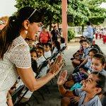 Evento de premiación.Detectives Ambientales.#Campechemegustalimpio @AnaMarthaE @redambientalcam http://t.co/FX03h9xgEf