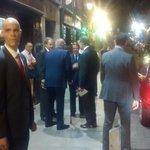 Hace escasos minutos Juan Carlos I ha cenado con Rajoy, Zapatero, Aznar y González en Madrid http://t.co/QUZH0aEDuY http://t.co/uML3vS8CNu