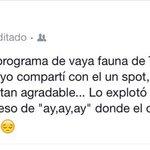 Sobre el Oso pardo de #VayaFauna1 DIFUNDIR! @Latigo_TV @Srta_Gossip @RajetaGH vaya tela... http://t.co/9RtcNIj0Qk