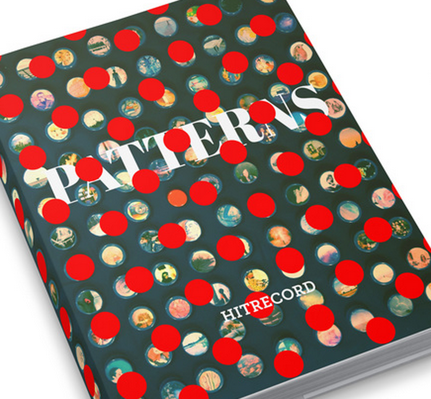 RT @hitRECord  Who wants to do some writing for this Patterns book we're publishing? http://t.co/vXNe62nycF http://t.co/Xng6KIJqB3