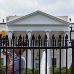 Metal spikes installed on White House fence in latest security renovation: http://t.co/diveDrAXP2 http://t.co/6RoznV6JgO