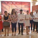 Hoy en representación de @ferortegab inauguramos las Jornadas de Cultura Cívica organizados por @SEGOB_mx http://t.co/ke6OtufNHy