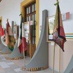 Exposición itinerante sobre los símbolos patrios en Palacio Municipal de Campeche de la @SEGOB_mx http://t.co/Wtq8GqBVcD