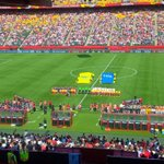Good Luck to both teams! The 2nd #FIFAWWC semi final, is now UNDERWAY! #JPNENG http://t.co/jHYhDo8FNp http://t.co/MnuPd3dZFW