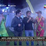 ¡Ya volvimos! Sigue conectado a @COMBATE_ATV por @atvpe Comenta con el HT #MiCamisetaSiempreSera .@Combate_ATV @atvpe http://t.co/nRyM8l2mI4