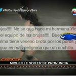 ¿Qué te parece el mensaje de .@MicheilleSoifer? Comenta con el HT #MiCamisetaSiempreSera .@Combate_ATV @atvpe http://t.co/1lAznZPVCi