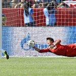 なでしこ、1-1で後半へ 女子W杯準決勝イングランド戦 http://t.co/2KJx5vbGar #nadeshiko #JPN #FIFAWWC http://t.co/oubiFKlas3